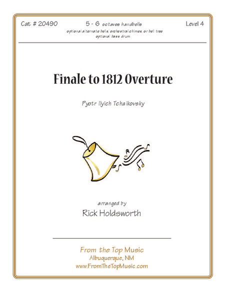 How To Top 1812 Overture How About >> Finale To The 1812 Overture From The Top Music