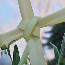 Palm Sunday and Easter